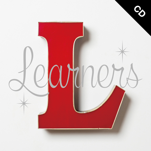【CD】LEARNERS - LEARNERS
