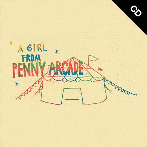 【CD】PENNY ARCADE - A GIRL FROM PENNY ARCADE