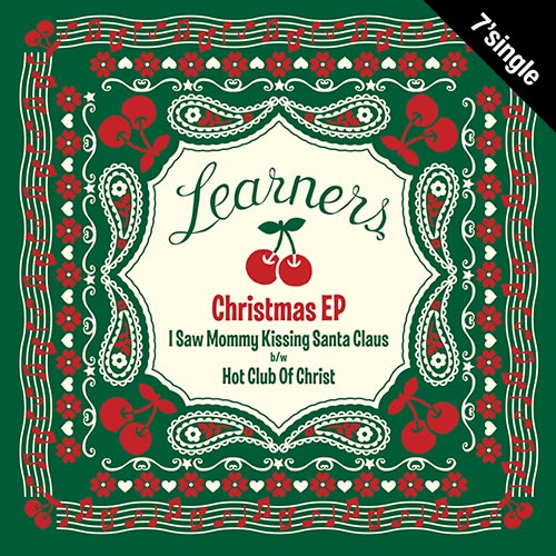 【7' single + DL CODE】 Learners Christmas EP