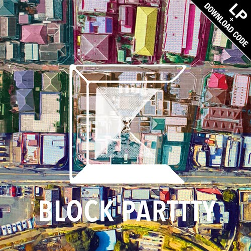 【LP+DL CODE】 V.A. - BLOCK PARTY コンピレーション LP