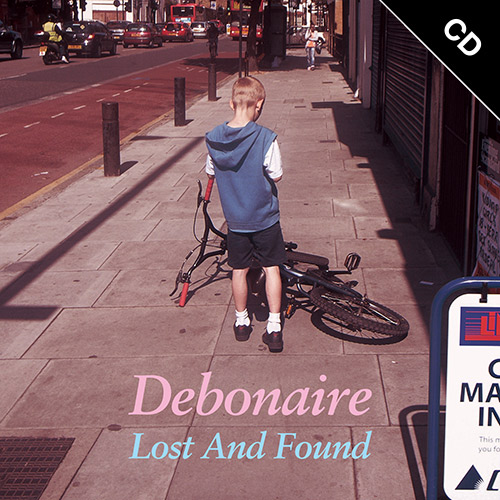 【CD】 Debonaire - Lost And Found