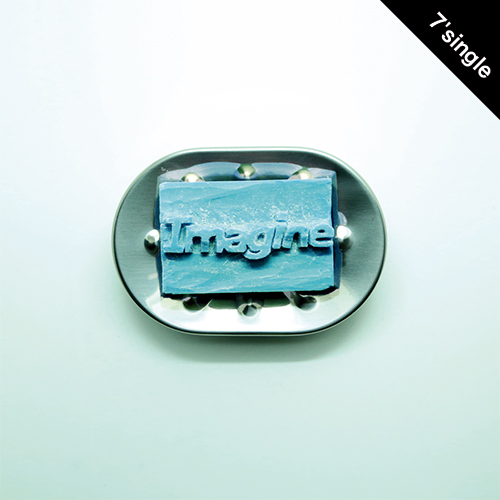 【7' single + DL CODE】 NOT WONK -  Imagine / Thirsty Sway