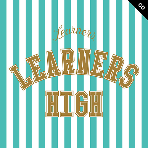 【CD】 LEARNERS - LEARNERS HIGH(初回限定盤)