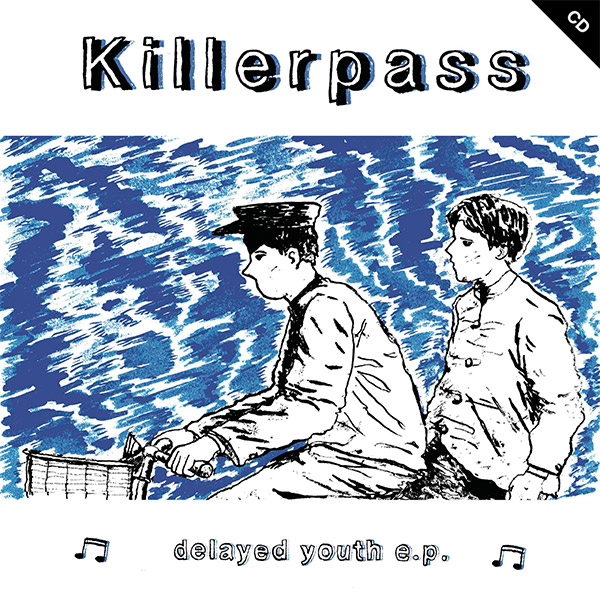 【CD】 Killerpass - delayed youth e.p